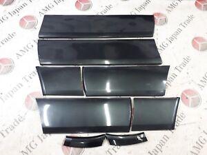 MERCEDES BENZ W124 SIDE DOOR PANELS SKIRTS ORIGINAL WAGON 8 PCs 1246901740