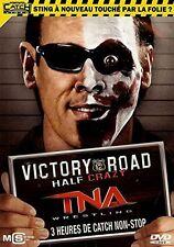 TNA - VICTORY ROAD 2012 - HALF CRAZY - 1 DVD - NEUF