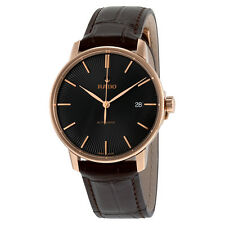 Rado Coupole Classic Rose Gold PVD Stainless Steel Mens Watch R22861165
