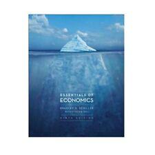 Essentials of Economics 9th Edition by Bradley R Schiller Cynthia Hill Textbook