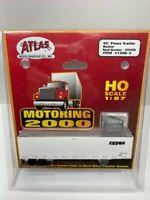 "Atlas 1206-3 45"" Pines Trailer Redon 232459 HO Scale"
