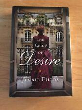 the age of desire fields jennie
