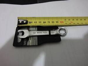 New Short Ring spanner 12mm  Open ended & ring spanner Man Lifetime Warranty
