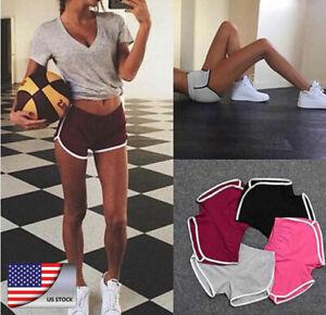 New Unisex Yoga Shorts Fitness Sports Gym Running Jogging Shorts Hot Pants3*