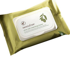 INNISFREE Olive Real Cleansing Tissue 30ea Free gifts