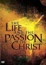 The Life And The Passion Of Christ (Dvd, 2005)