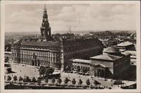 Copenhagen Kobenhavn, Christiansborg Castle, 1949, 535, posted