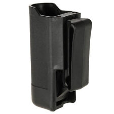 Tactical Flashlight Case Holster 1in dia LED Flashlight Torch Black or Tan