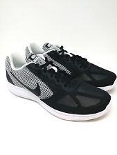 Nike Revolution 3 SIZE 12 White/Black