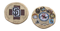 US Navy COMSUBRON San Diego Independent Duty Corpsman 8402 Challenge Coin