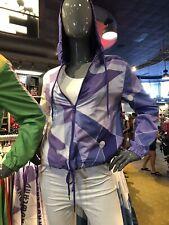 Disney Parks Tomorrowland Windbreaker Rain Jacket Adult XS S M L XL 1X 2X 3XL
