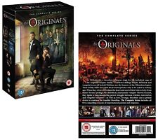The Originals 1-5 2013-2018 Complete New Orleans Vampire Tv Series R2 Dvd not Us
