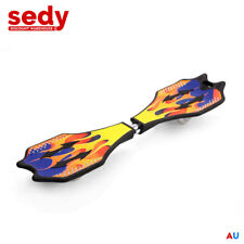 SEDY Ripstik Skate Board Caster and Surfing 2 Wheels Scooter
