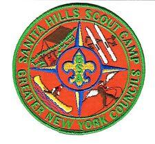 BOY SCOUT  TEN MILE RIVER   SANITA HILLS  ORANGE  JP      GNYC  NY