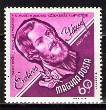 Hungary 1963 Sc1502  Mi1965A  1v  mnh  J.Eotovos,Writer