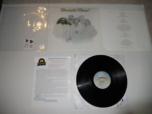 Grateful Dead Go to Heaven Marino Analog 1st '80 ARCHIVE MASTER Ultrasonic CLEAN