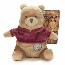 Winnie the Pooh Disney Vintage 7 Inch Soft Toy Plush Limited Edition
