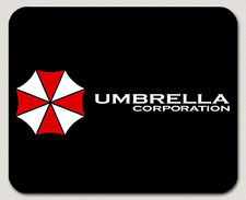 Custom Printed - Umbrella Corporation Resident Evil - Mouse Pad Free Shipping!
