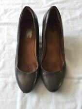 Clarks Artisan Women's Wedge Shoes Size Uk 6 D