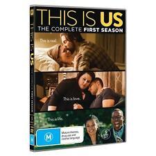 This Is Us : Season 1 (DVD, 2017, 5-Disc Set) (Region 4) Aussie Release