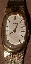 Seiko Ladies Mechanical Watch 11-8309 Classic Oval Dial Face Vintage Hand Wind