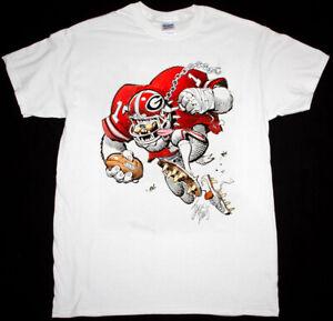 1990 Georgia Bulldogs College  Football T-Shirt Unisex Vintage Reprint TK7371