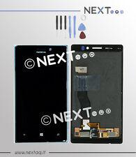 Schermo Display vetro touch screen Nokia Lumia 925 con frame + kit riparazione