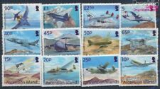 Ascension 1194-1205 postfrisch 2013 Jagd und Militärflugzeuge (8610163