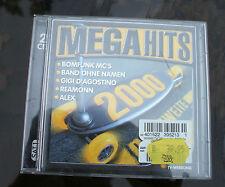 2 CD's - MEGA HITS 2000 - die Zweite
