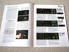 Yamaha car audio full product line brochure, #1