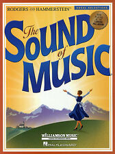 The Sound of Music Music Book Piano Vocal Selections  Do-re-mi Edelweiss SONGS