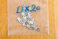 Case clamp mounting tab D (4.8x2.2mm) 20 pieces for ETA Valjoux movements