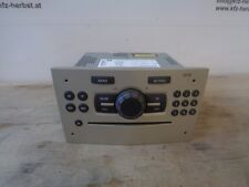 CD player radio Vauxhall Corsa D CD30 1.0i Twinport 44kW  Z10XEP 92947