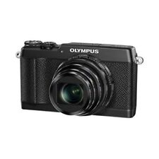 USED Olympus STYLUS SH-3 Black Excellent FREESHIPPING