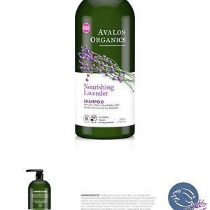 Avalon Organics Shampoo, Nourishing Lavender, 32 Oz Lavender Shampoo