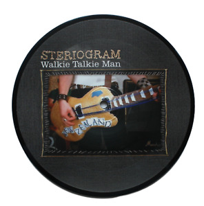 Steriogram - Walkie Talkie Man - Limited edition 7 inch vinyl picture disc