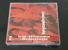 HK Beyond ( Beyond ) ~ Live & Basic ( Hong Kong Press ) Cd