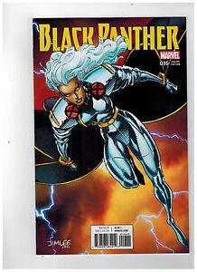 BLACK PANTHER #16  Jim Lee X-Men Variant Cover              / 2017 Marvel Comics