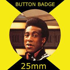 RED DWARF – THE CAT - DANNY JOHN-JULES - 25mm BUTTON BADGE -CULT TV