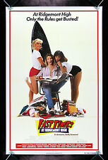 FAST TIMES AT RIDGEMONT HIGH * CineMasterpieces 1SH NM-M ORIGINAL MOVIE POSTER