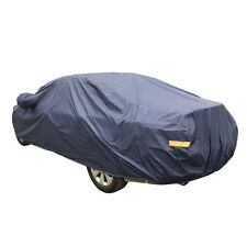 9 Layers PEVA Outdoor Waterproof UV/Rain/Snow/Sun Heat Protection Car Cover 3L