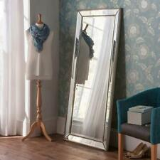 Cheap Price New Modern Beaded Crystal Glass bevelled wall mirror Save$$$
