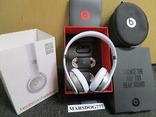 Beats by Dr. Dre Solo3 Wireless Headband Headphones - Silver w Box & Accessories