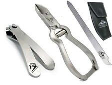 Nail Care Accessories 3 Pcs Manicure Pedicure Podiatrist Chiropodist Instruments