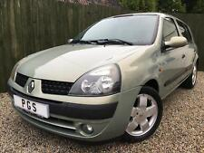 "2002/51 RENAULT CLIO 1.4 16V PRIVILEGE AUTOMATIC 5DR ""ONLY 50K"" SORRY SOLD"
