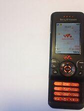 Used Sony Ericsson Walkman W580i - Boulevard black Unlocked