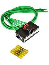 HVAC Blower Motor Resistor Connector-Sedan Omega Environmental MT1874