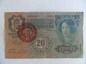 Hungary 20 crown 1913. II auflage