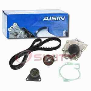 AISIN Timing Belt Kit with Water Pump for 2000-2005 Volvo S40 1.9L 2.4L 2.5L lc