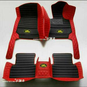 For Land Rover Discovery Sport Range Rover Evoque Range Rover Velar Car mats